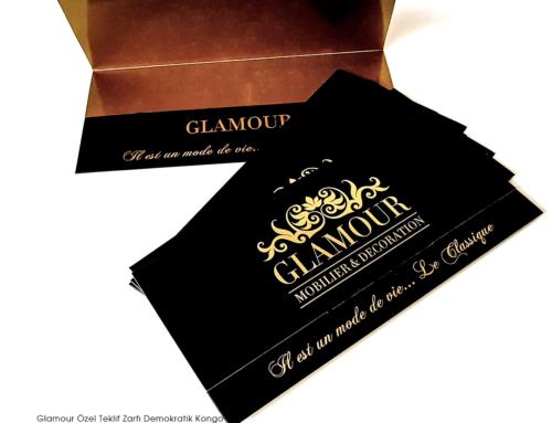 GLAMOUR Zarf