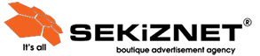 Sekiz Net Logo