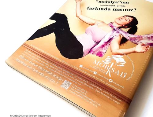 MOBSAD Dergi Reklamları