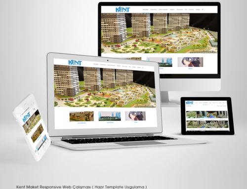 KentMaket.com Web Sitesi