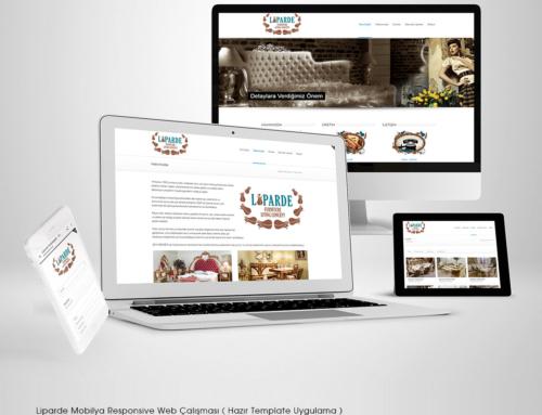 Liparde.com Web Sitesi