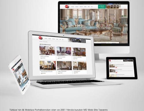 MobilyaDekorasyon.com Web Sitesi