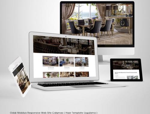 OdakMobilya.com Web Sitesi