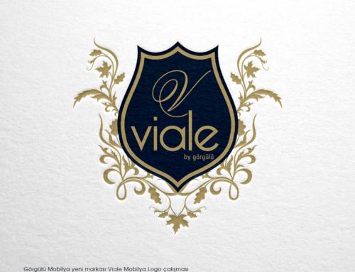 Viale Logo Çalışması